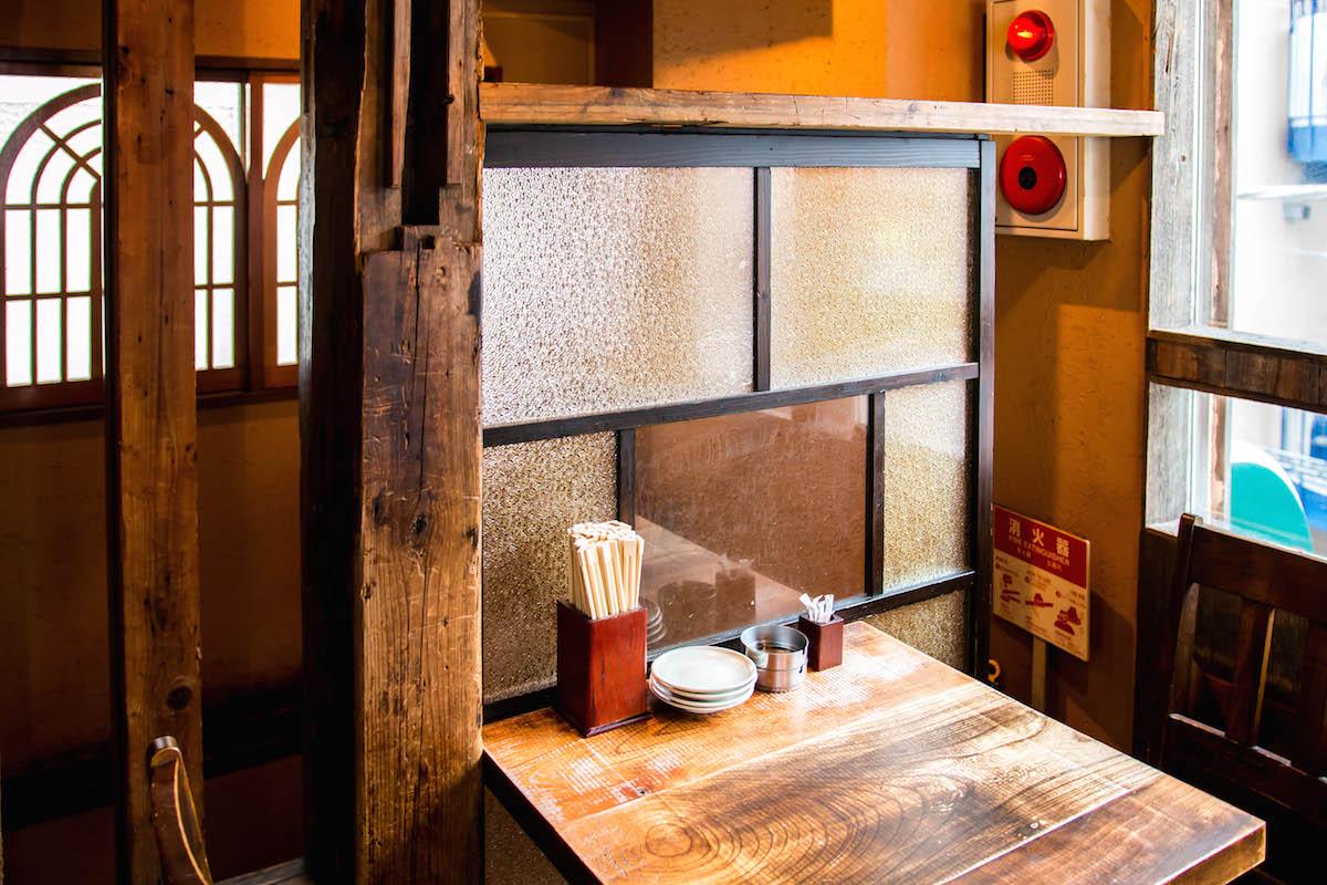 昭和レトロ窓