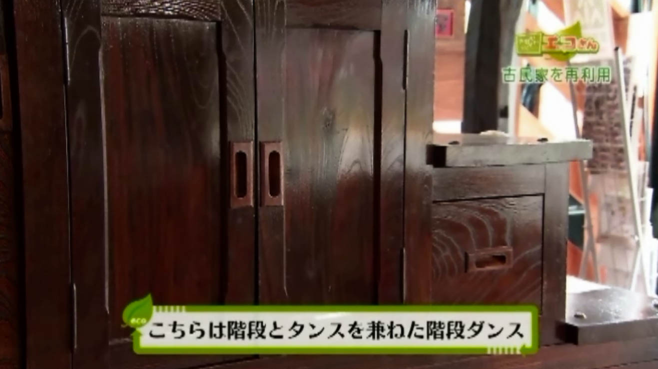 古物テレビ放送
