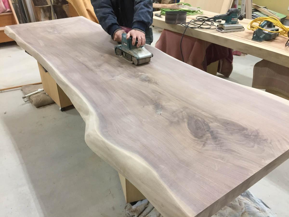 無垢テーブル・一枚板